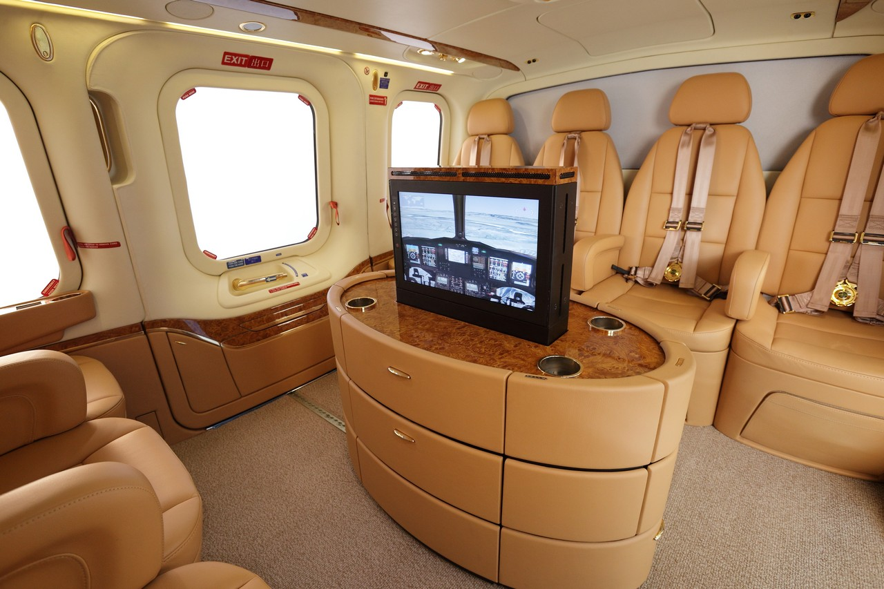 Agusta 139 for Helicoptere interieur